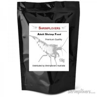 Adult Shrimp Food 15g